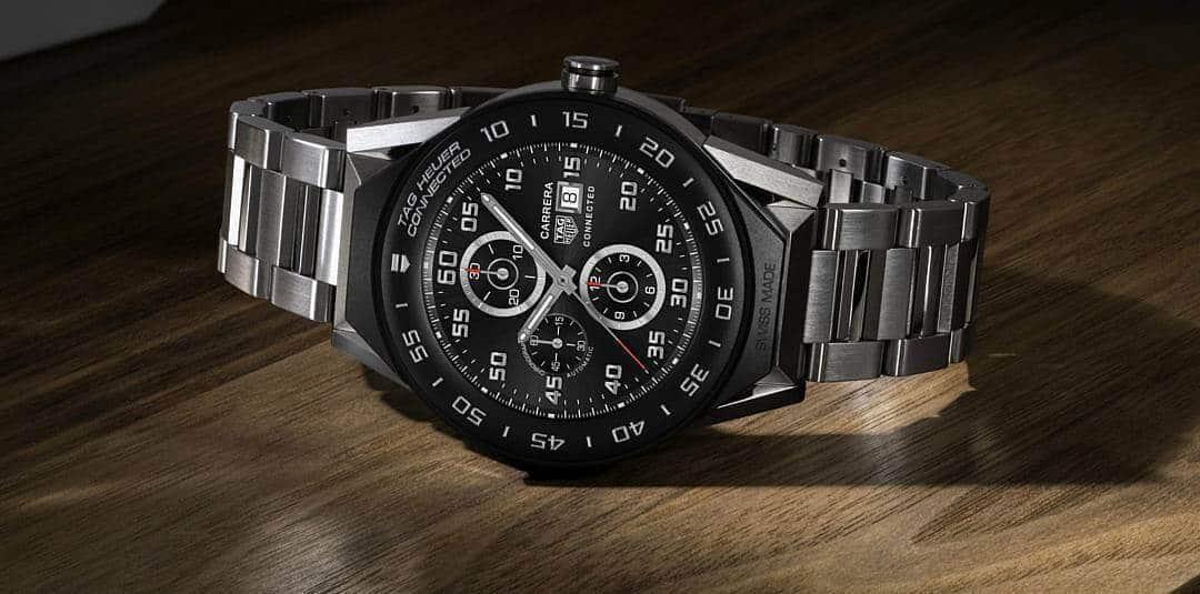TAG Heuer 推出新款 Android Wear 智能手錶