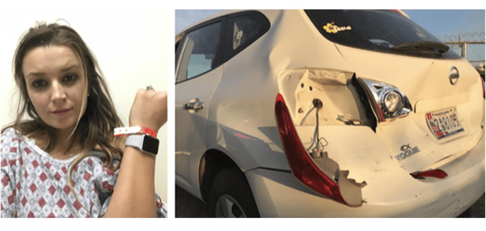 撞車被困後成功報警 Apple Watch SOS 功能救兩命