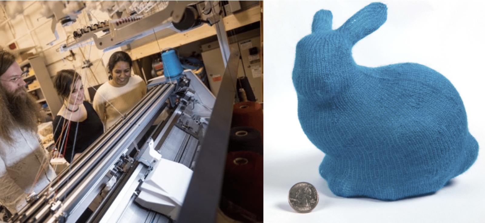 毛冷 3D 打印系統登場 服飾樣辦製作更方便
