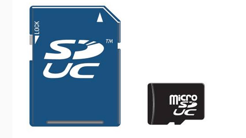 SD卡新規格:SD Express 傳輸速度 985MB/s+SDUC 超大128TB容量
