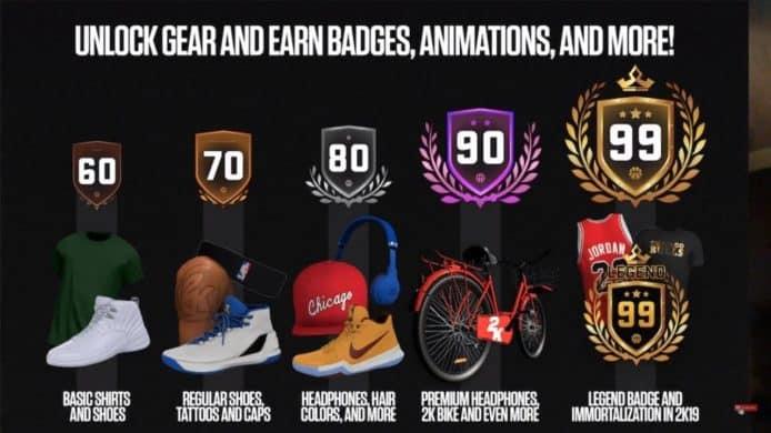 ... 到達99 分的玩家,會得到Nike Kyrie 4 的NBA 2K18 特別版」,收到這對限量版波鞋的玩家,自然不會吝嗇在社交網絡貼圖晒命。 b23d38769d