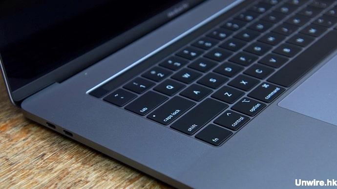 評測】新MacBook Pro 2018 15