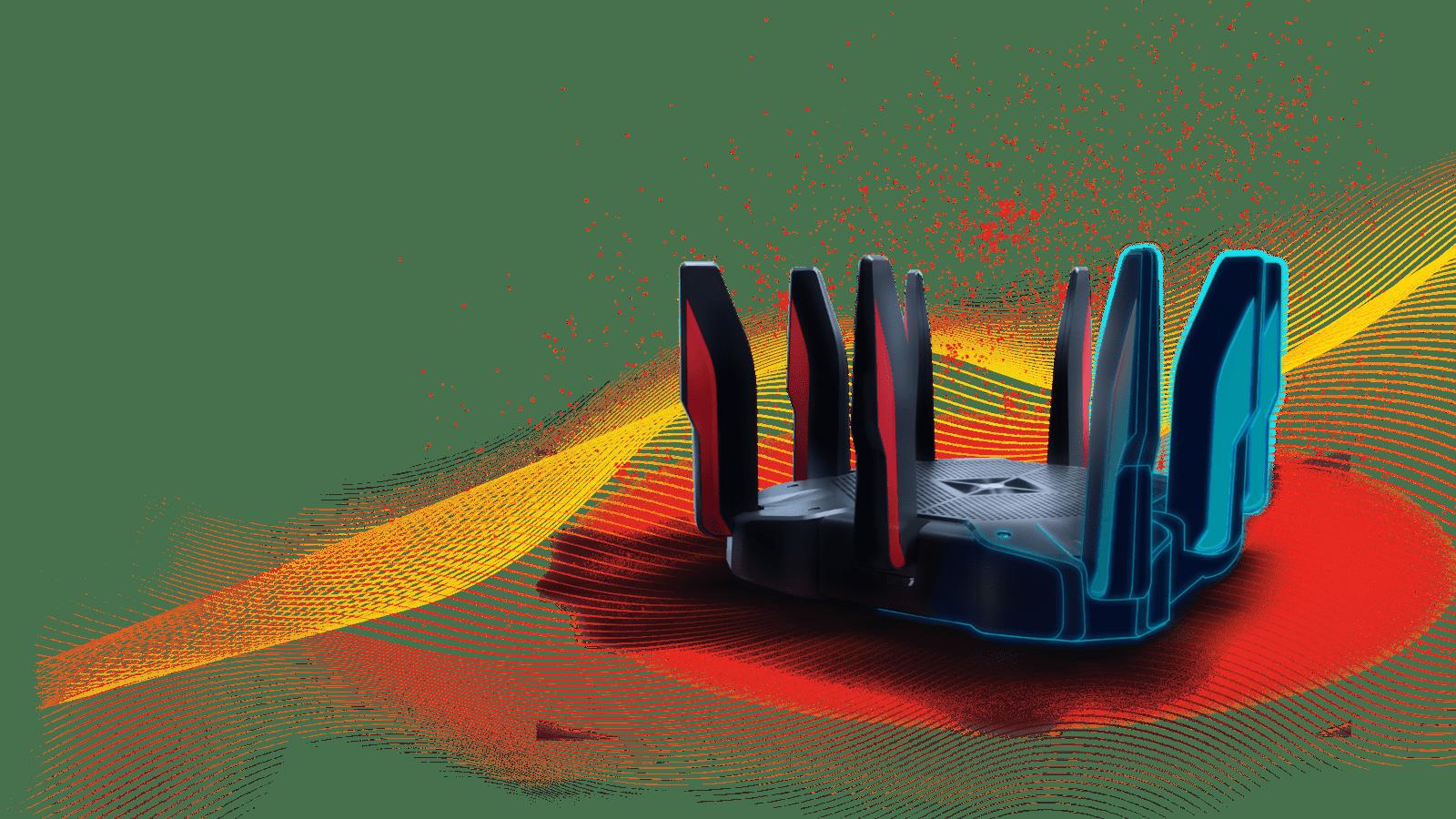 TP-Link Archer C5400X旗艦級電競路由器 三頻輸出+多用戶技術