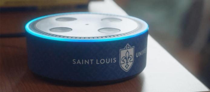 美大学装设 2300 部 Amazon 智能音箱 语音助手随时解答同学疑难