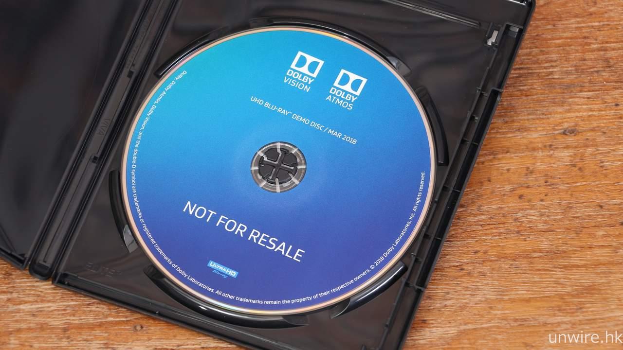 評測】《Dolby UHD Blu-ray Demo Disc Mar 2018》 杜比4K 示範碟首現