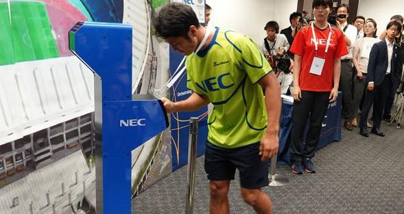 东京奥运采用人脸识别保安系统 0.3 秒完成认证