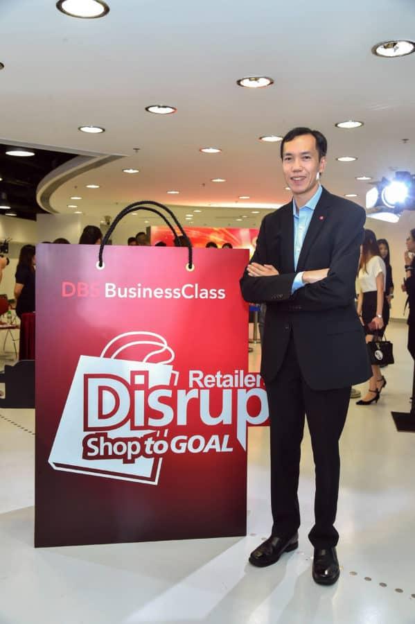 星展銀行(香港) 企業及機構銀行執行董事劉偉略 (Alexander Lau) 先生透露正考慮舉辦跨境活動助初創拓展海外市場。