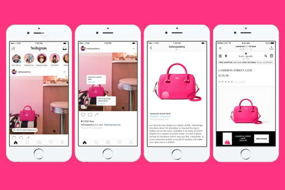 Instagram 商機無限!傳 IG 開發獨立網店程式