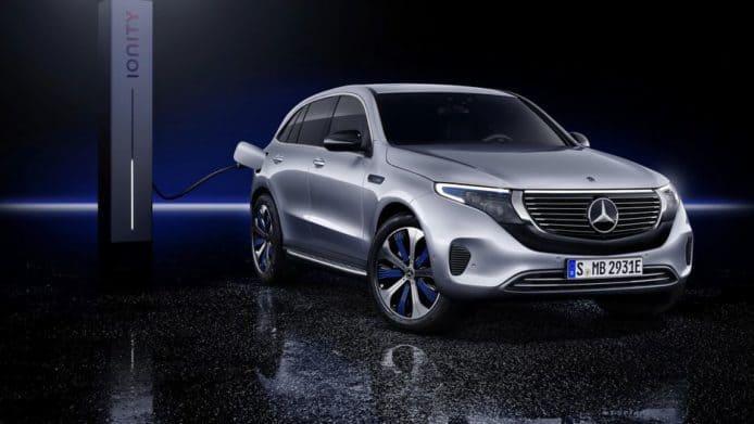 Benz EQC 平治首部电动车 【现场报导】 450km 续航力 + 智能辅助