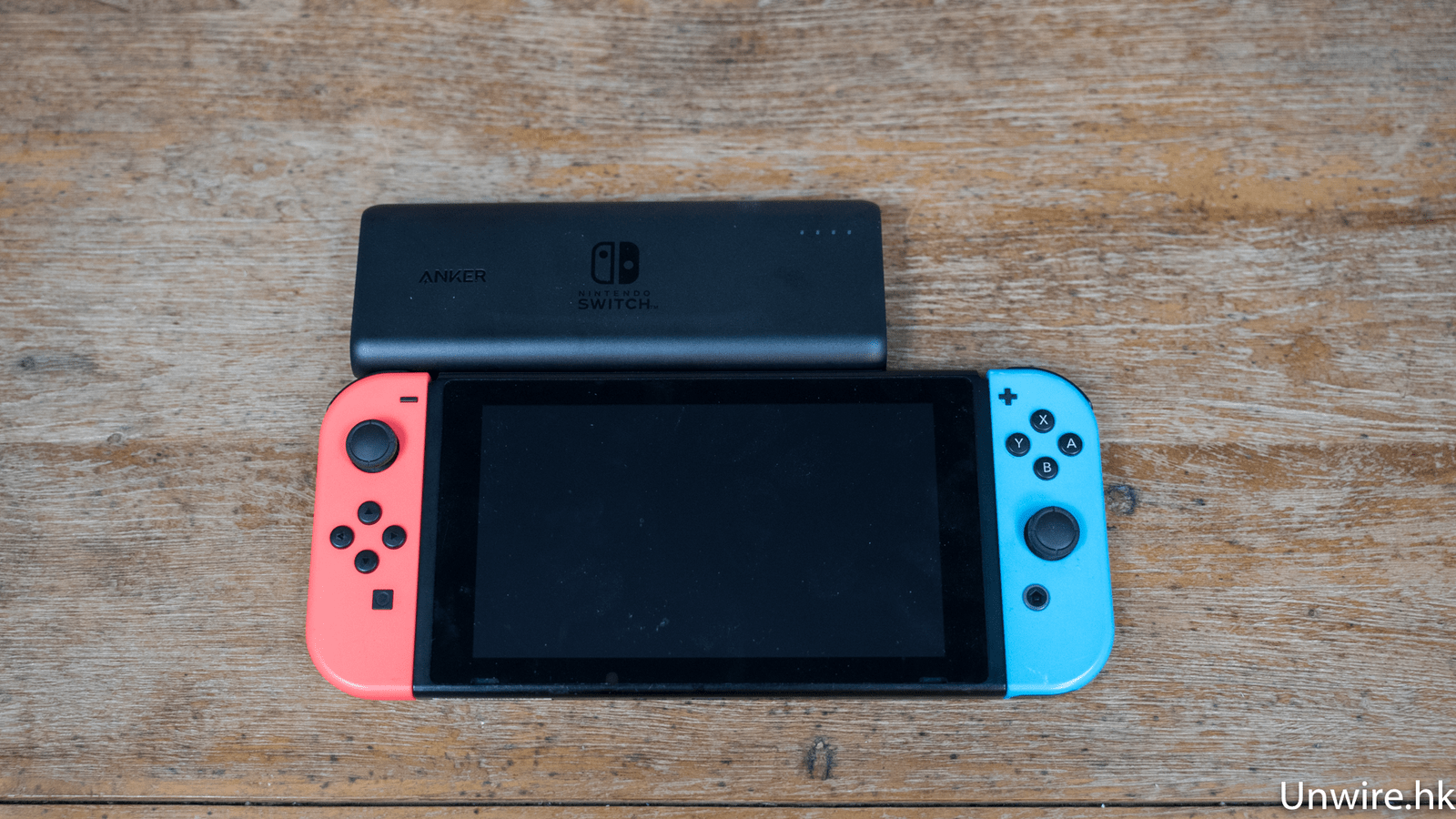 anker powercore 20100 nintendo switch edition 充電器