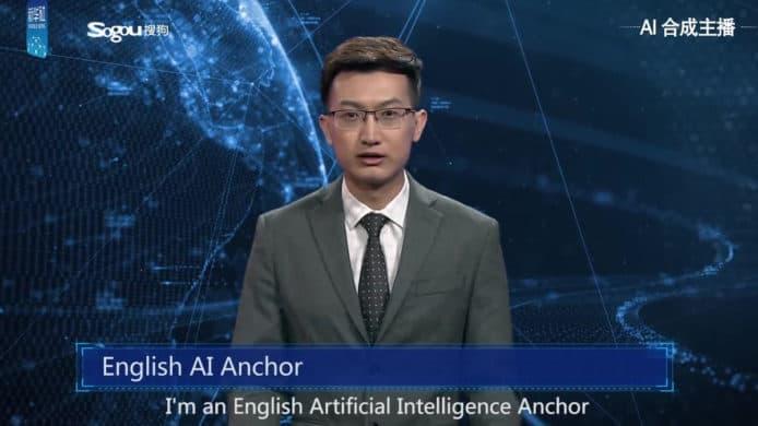【有片睇】全球首個 AI 新聞主播正式上班 唇形表情聲線跟足真人