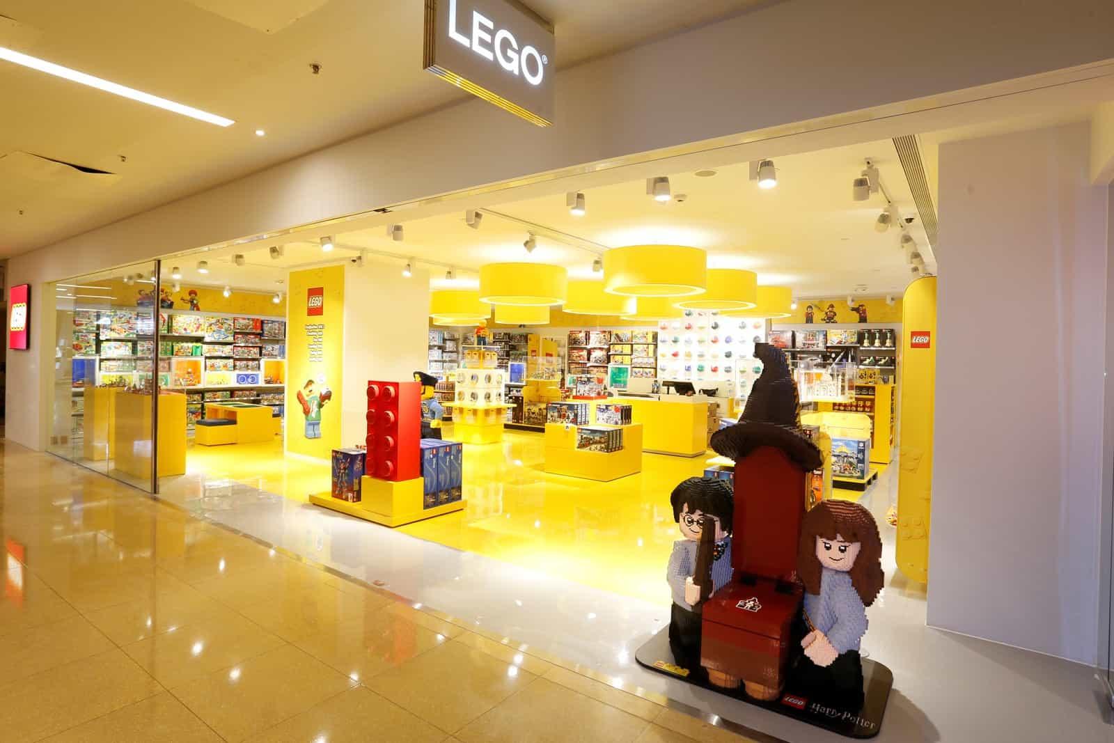 LEGO 展現太古城百年歷史 太古城中心 LEGO Store 開幕+優惠