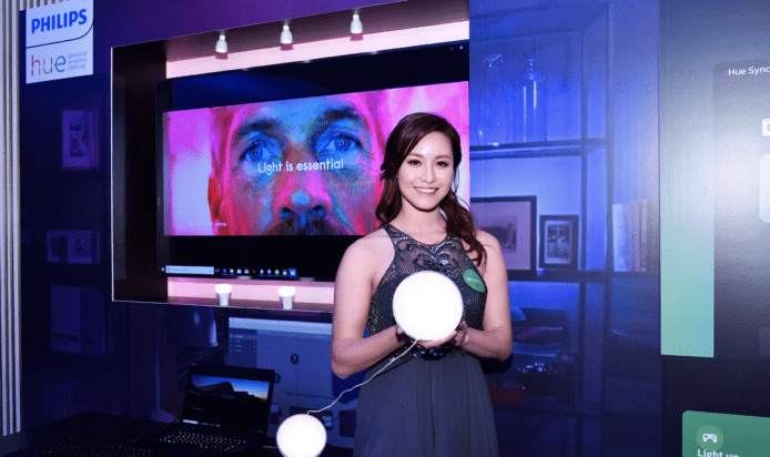 Razer x Hue Sync 變幻顏色智能燈與影片、遊戲連動| 香港UNWIRE HK 玩