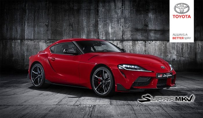 Toyota Supra 2020 Early Exposure Rates Or Higher Than The Bmw Z4