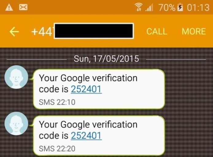 新網路釣魚攻擊可令Gmail、Yahoo!電郵雙重認證保護失效