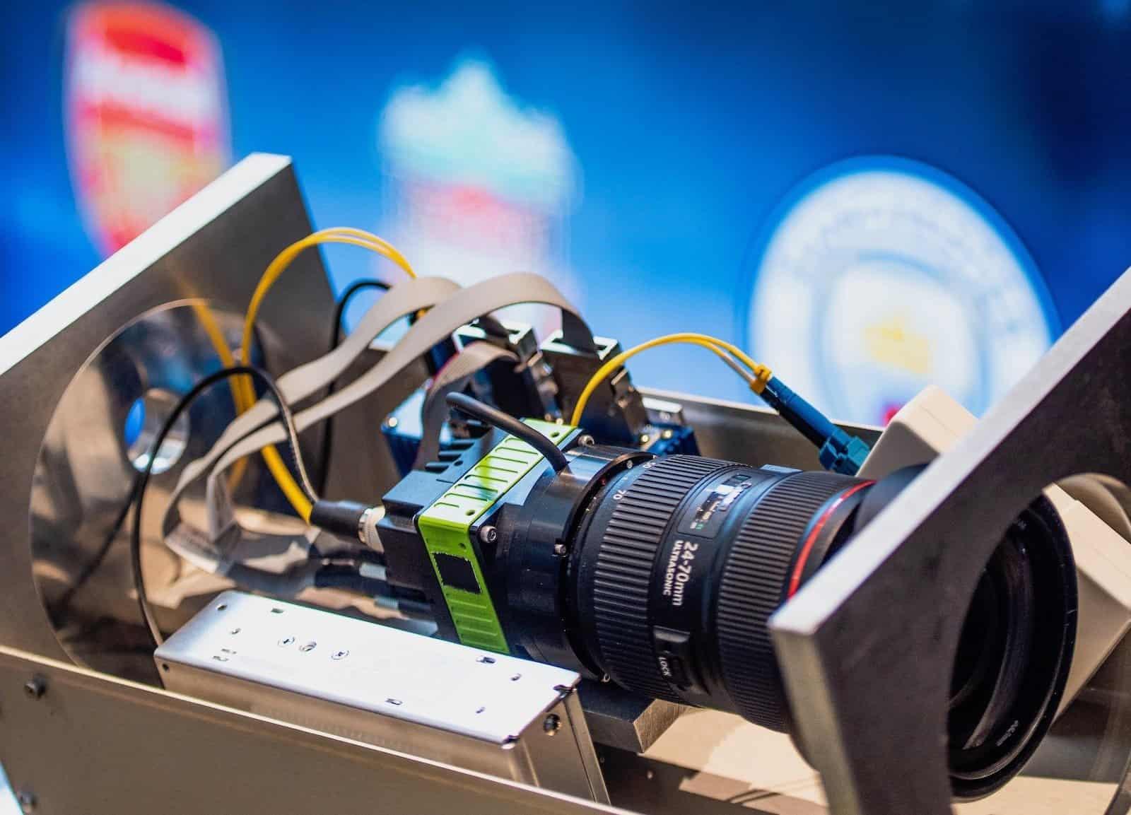 英超三球队主场 安装 Intel 多角度摄影机