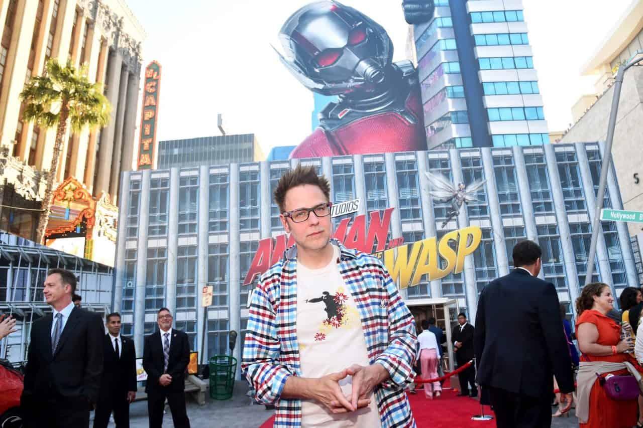 Disney 重新聘用 James Gunn 擔當《銀河守護隊 3》導演
