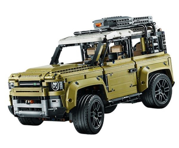 A LEGO accident unleashed a new vehicle on Land Rover – sclate