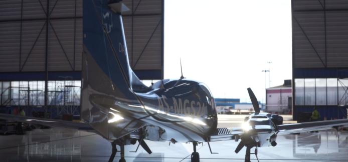 微软《Flight Simulator》新作发布,支持 4K HDR 的飞机模拟器