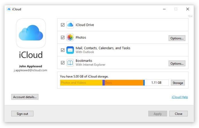 全新 iCloud for Windows 推出 苹果 x 微软合作开发