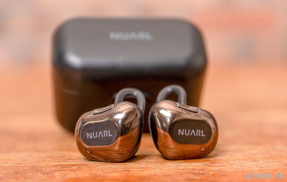 【評測】Nuarl NT01AX真・無線藍牙耳機 音樂解像度高+高續航力