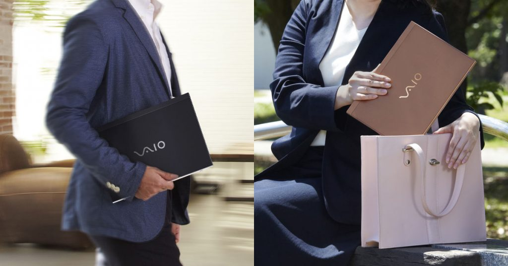 小尺寸笔电大量连接埠 Vaio SX12 日本上市