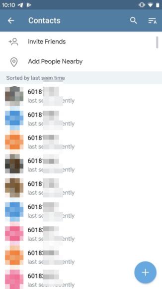 Telegram藏泄露电话号码「漏洞」  自保方法你要知