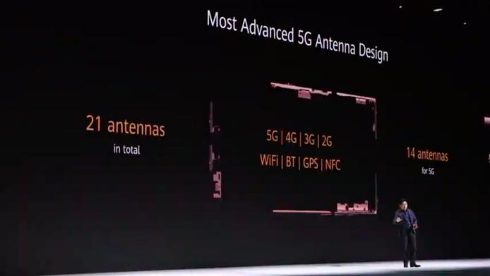 华为 Mate 30 / 30 Pro 加入 5G 版 比 4G 快多达 25 倍