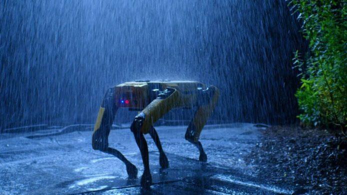 Boston Dynamics「機械狗」公開發售 適應不同地型、能撿拾物件