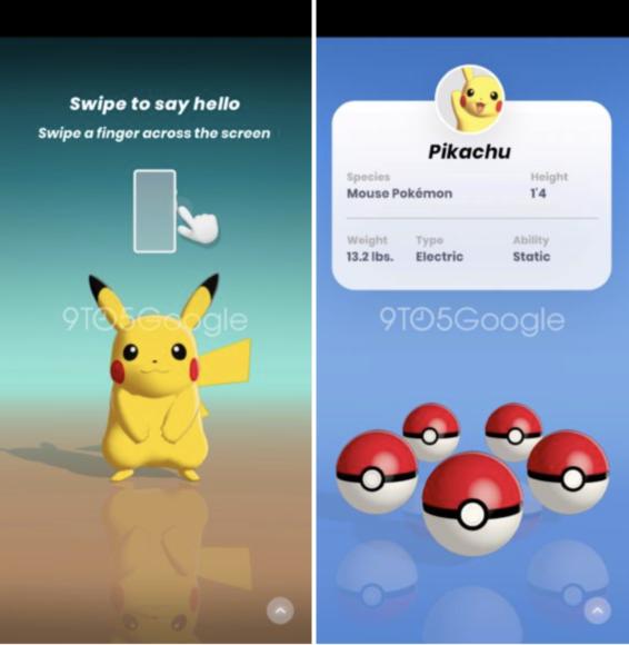 Pokemon 为 Pixel 4 隔空手势操作开发新游戏 Pokémon Wave Hello