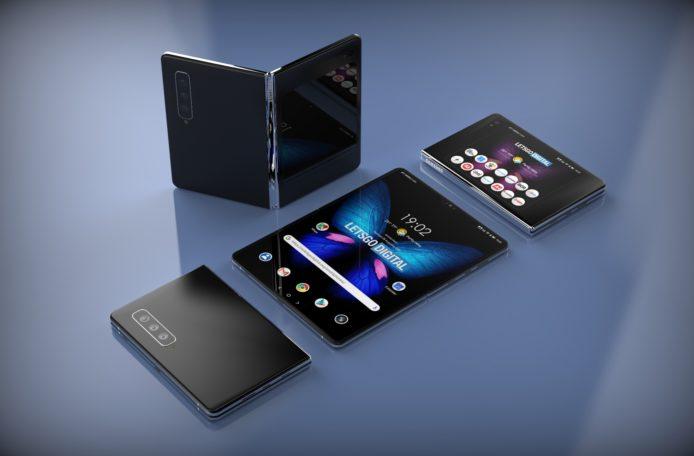疑似 Galaxy Fold 2 设计曝光 外媒预测明年 MWC 有望现身