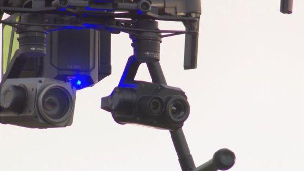 苏格兰警方引入无人机系统,主要用于搜索失踪人士