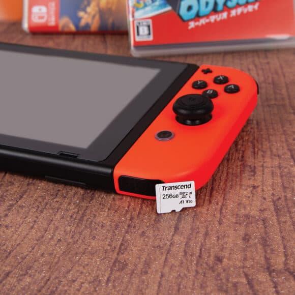 Transcend超大容量micro SD卡兼容GoPro Max、Switch及手机!插图(2)