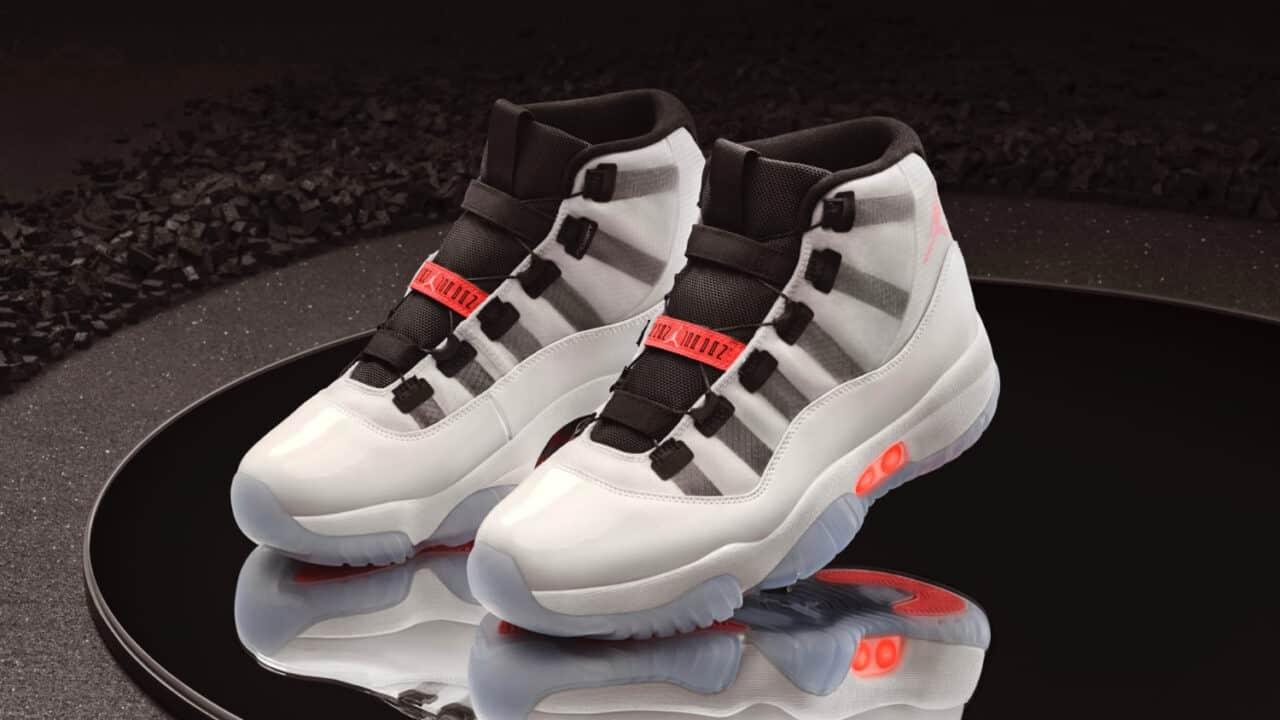慶祝AJ XI 上市25 週年Air Jordan XI